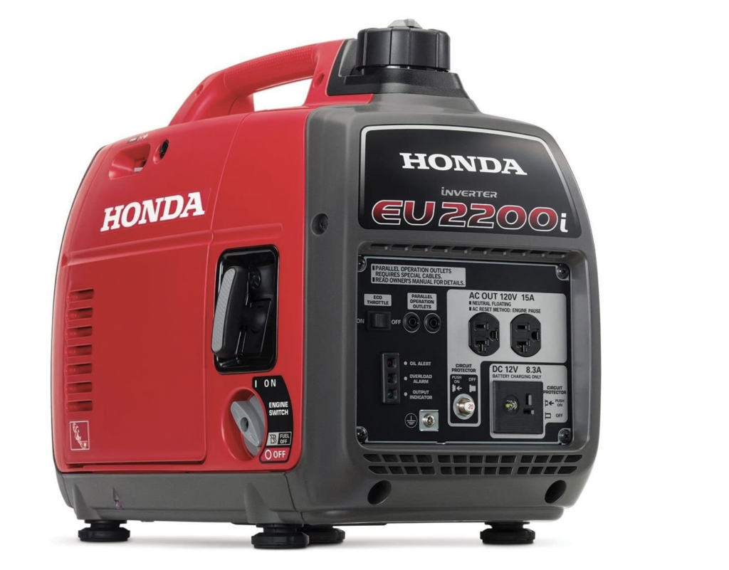 Honda 662220 EU2200i 2200 Watt Portable Inverter Generator