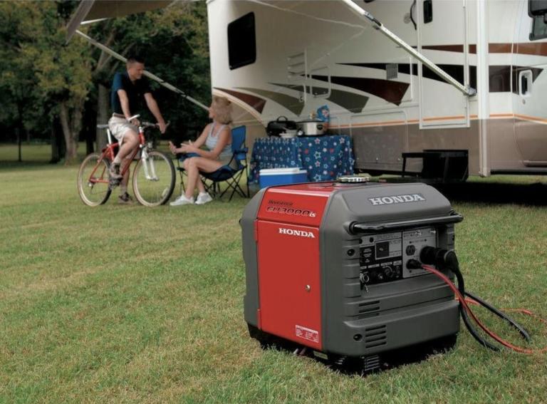 quietest generators